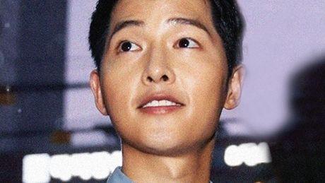 Lo anh Song Joong Ki 'hot boy' tu thoi sinh vien - Anh 6