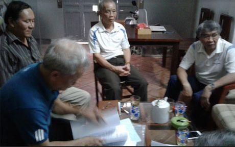 Ha Noi: Nha o quan Thanh Xuan vi pham 'bien' thanh chung cu mi ni - Anh 1