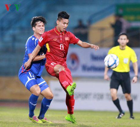 HLV Huu Thang chot danh sach 23 cau thu du vong loai U23 chau A 2018 - Anh 10
