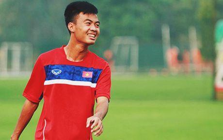 HLV Huu Thang chot danh sach 23 cau thu du vong loai U23 chau A 2018 - Anh 12