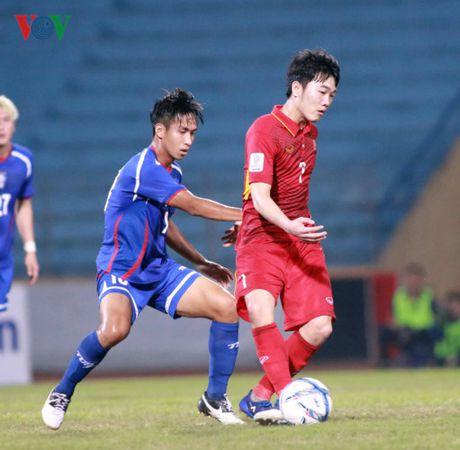 HLV Huu Thang chot danh sach 23 cau thu du vong loai U23 chau A 2018 - Anh 14
