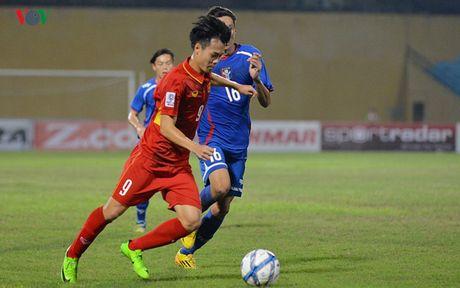 HLV Huu Thang chot danh sach 23 cau thu du vong loai U23 chau A 2018 - Anh 16
