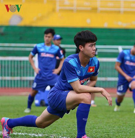 HLV Huu Thang chot danh sach 23 cau thu du vong loai U23 chau A 2018 - Anh 20