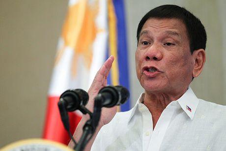 Tong thong Philippines de nghi Quoc hoi gia han thiet quan luat - Anh 1