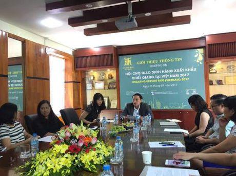 Hội Chợ Giao Dịch Hàng Xuất Khẩu Chiết Giang 2017 Sẽ Diễn Ra Vào Tháng 8