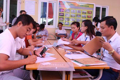 Tan sinh vien cao dang Y Duoc ASEAN ron rang ngay nhap hoc dot 1 - Anh 2