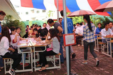 Tan sinh vien cao dang Y Duoc ASEAN ron rang ngay nhap hoc dot 1 - Anh 3