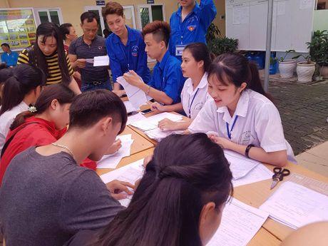 Tan sinh vien cao dang Y Duoc ASEAN ron rang ngay nhap hoc dot 1 - Anh 5