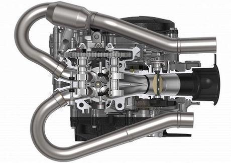Xe phuot Honda CRF250R 2018 trinh lang - Anh 2