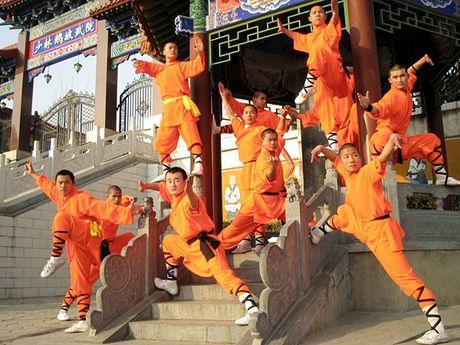 5 su that noi bat it nguoi biet ve Thieu Lam - Anh 1
