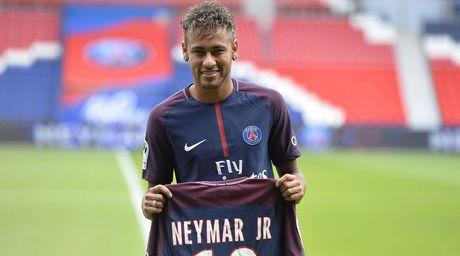 10 cau thu huong luong cao nhat the gioi: Neymar so 2, ai so 1? - Anh 2