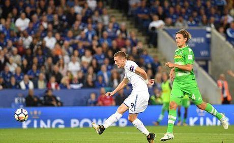 Monchengladbach 1-2 Leicester City: Nguoc dong kem vui vi Iheanacho - Anh 2