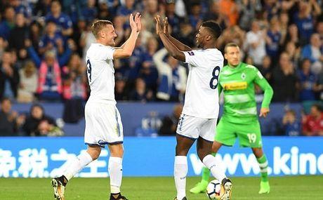 Monchengladbach 1-2 Leicester City: Nguoc dong kem vui vi Iheanacho - Anh 4
