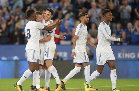 Monchengladbach 1-2 Leicester City: Nguoc dong kem vui vi Iheanacho - Anh 5