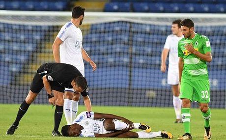Monchengladbach 1-2 Leicester City: Nguoc dong kem vui vi Iheanacho - Anh 7