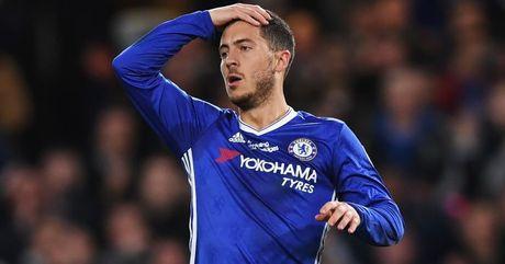 Barca hoi mua Hazard, Conte lap tuc tra loi - Anh 1