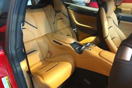 Sieu xe 4 cho Ferrari GTC4Lusso 'dat lop' toi An Do - Anh 9