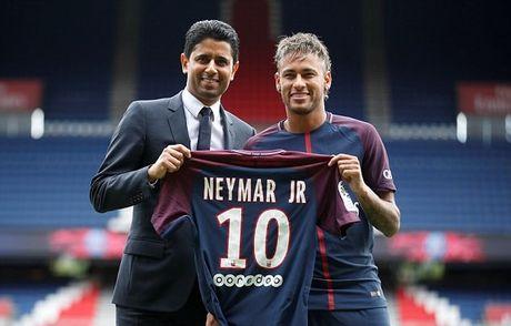 Nhan toi 26 trieu bang Anh/nam, Neymar van chi la cau thu luong cao thu 2 the gioi - Anh 1