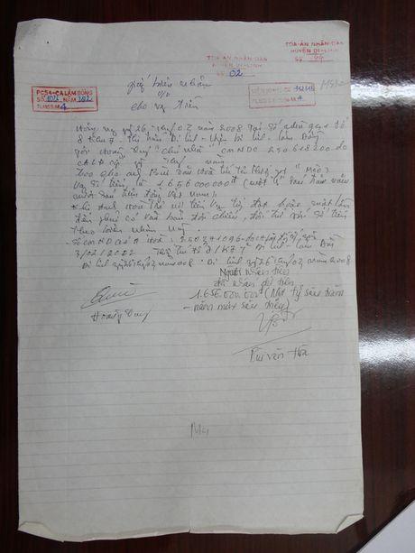 """""""Ky an"""" 9 nam cua lao nong o Di Linh, Lam Dong: Mot ban an cong minh da duoc tuyen - Anh 2"""