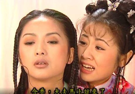 Ly do gi khien vai Ha Tu Vi cua Lam Tam Nhu trong 'Hoan Chau cach cach' bi che gieu sau 20 nam? - Anh 1