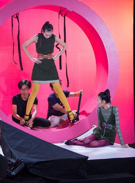 VNTM All Stars tap 7: Nha chung 'day song' khi Cha Mi len lam thu linh - Anh 10