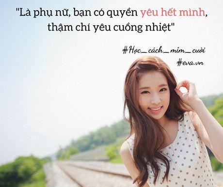 Hay 'Hoc cach mim cuoi' de tro thanh nguoi phu nu hanh phuc - Anh 2