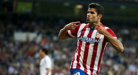 Chum tin bong da chieu 5.8: Hang ca cuoc Ladbrokes ra keo Costa ve Atletico Madrid - Anh 1