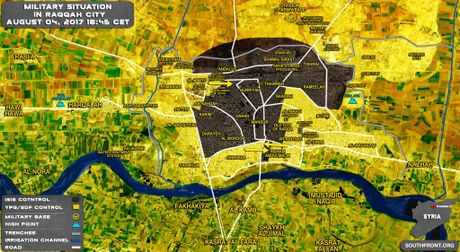 IS lieu mang chong tra, dan quan Kurd ton that nang tai Raqqa (video) - Anh 1