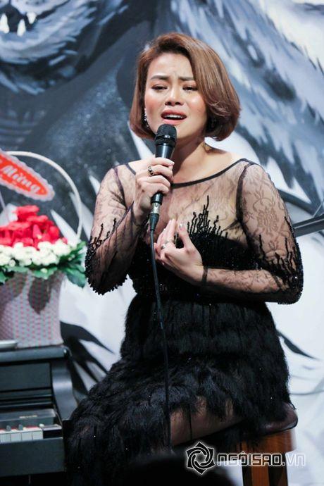 Tung bat khoc, 'ton thuong' vi bi che beo, nhan sac cua ca si Hai Yen gio ra sao? - Anh 2