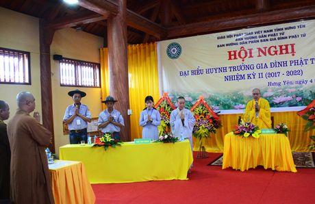 Hung Yen to chuc Hoi nghi Huynh truong Gia dinh Phat tu - Anh 1
