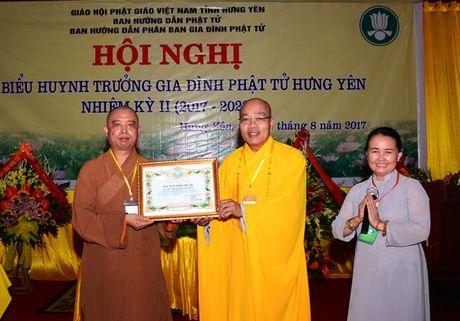 Hung Yen to chuc Hoi nghi Huynh truong Gia dinh Phat tu - Anh 2