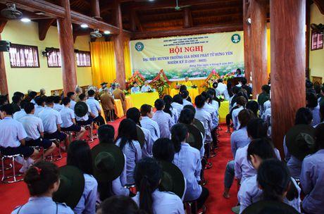 Hung Yen to chuc Hoi nghi Huynh truong Gia dinh Phat tu - Anh 4