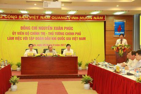 Thu tuong Nguyen Xuan Phuc: Xay dung PVN thanh tap doan lon phat trien ben vung - Anh 2
