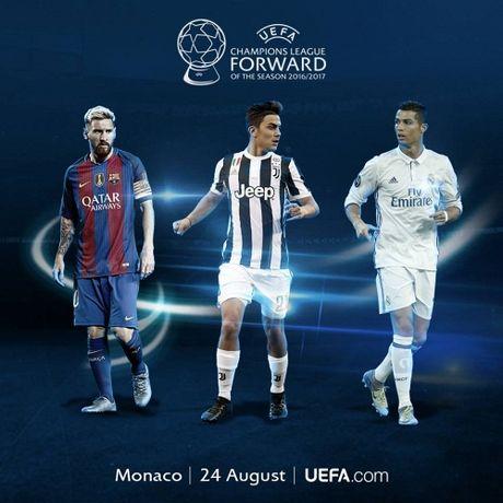 UEFA cong bo de cu danh hieu xuat sac tai giai chau Au - Anh 4
