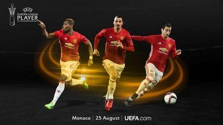UEFA cong bo de cu danh hieu xuat sac tai giai chau Au - Anh 5