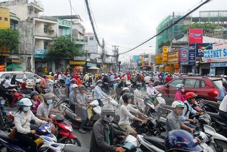 15 trieu nguoi Viet phai tiep xuc voi tieng on vuot muc cho phep - Anh 1