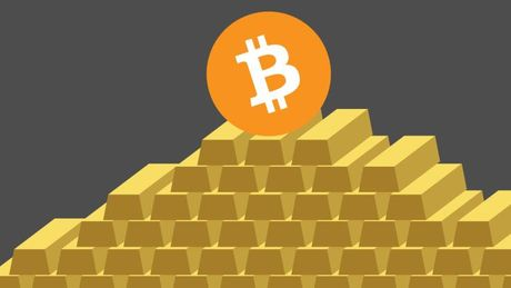 Bitcoin dat muc gia tri ky luc 3.000 USD - Anh 1