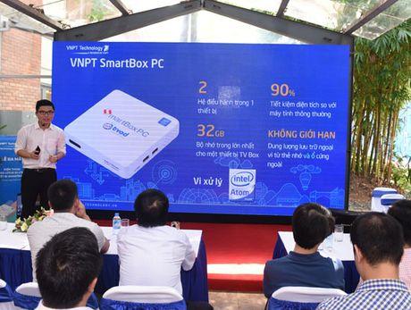 An theo tat song truyen hinh analog: Android TV Box o at bung hang - Anh 1
