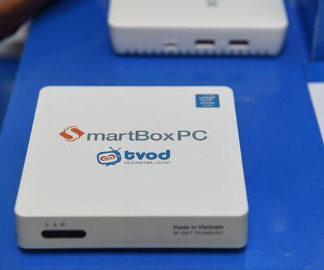 An theo tat song truyen hinh analog: Android TV Box o at bung hang - Anh 2