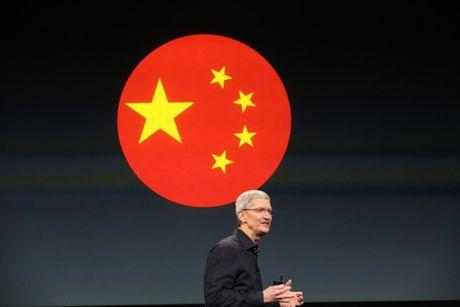 Vi sao Apple chiu thua chinh sach kiem duyet cua Trung Quoc? - Anh 2