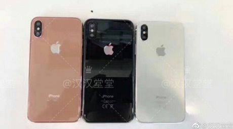 iPhone 8 co the chi co 3 mau - Anh 1