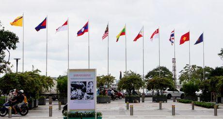 TP.HCM: Lich cam duong ngay 8/8 phuc vu le ky niem ASEAN - Anh 1