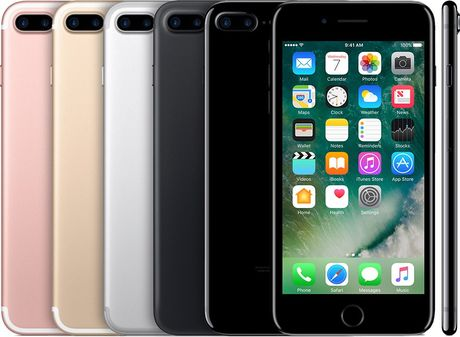 Apple se phat hanh iPhone 8 Plus voi man hinh OLED 6 inch? - Anh 1