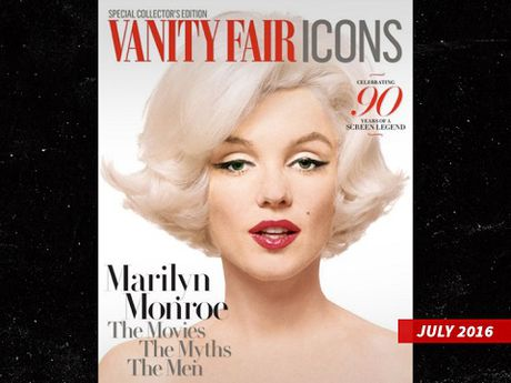 Tap chi Vanity Fair bi kien tien trieu USD vi dang anh Marilin Monroe truc loi - Anh 1