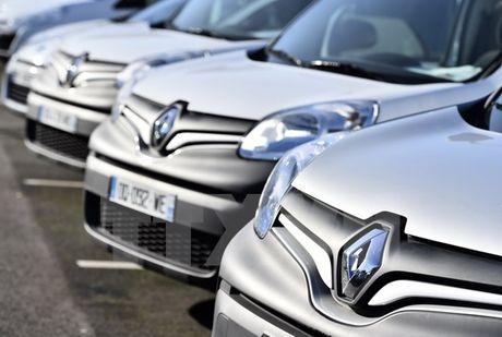 Renault ky thoa thuan lien doanh tri gia 660 trieu euro voi Iran - Anh 1