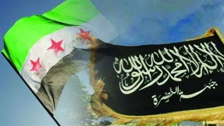 HTS bat tay FSA danh lui SAA, bat 1 linh Syria - Anh 1