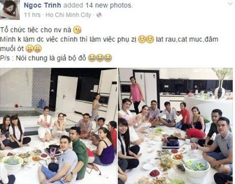 Nga ngua vi muc luong Ngoc Trinh, Hoa hau Thu Hoai tra cho nhan vien - Anh 4