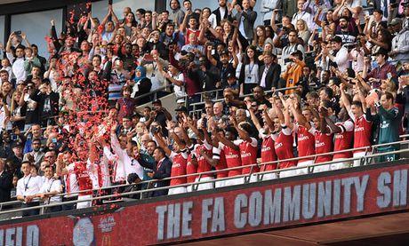 Nhung con so dang sau danh hieu Community Shield cua Arsenal - Anh 1