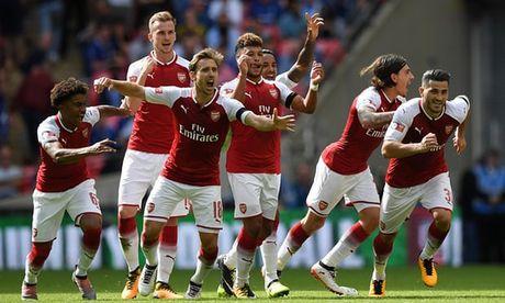 Nhung con so dang sau danh hieu Community Shield cua Arsenal - Anh 2