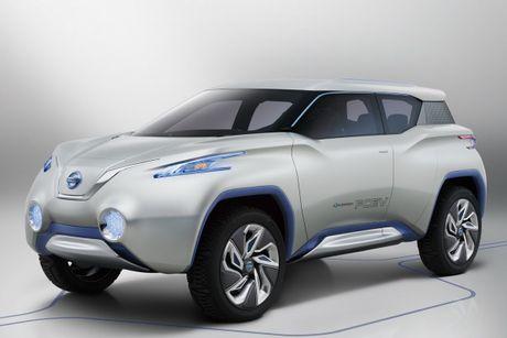 Nissan se ra mat nhieu mau xe dien moi - Anh 1